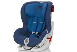 Детское-автокресло-Britax-Romer-King-II-LS-Ocean-blue